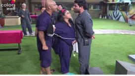 Bigg Boss Marathi 2- अन् शिवने परागच्या टीमची इस्त्रीच चोरली