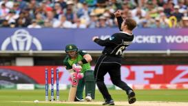 World Cup : NZ vs SA : दक्षिण आफ्रिकेचं न्यूझीलंडसमोर 241 धावांचं आव्हान