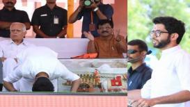 'आदित्य ठाकरेंनी महाराष्ट्राचं नेतृत्व करावं', शिवसेनेची नवी भूमिका?