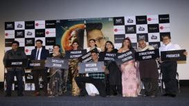 PHOTOS-'या' हॉट अभिनेत्रींसोबत अक्षय कुमारने लॉन्च केला Mission Mangal Trailer,