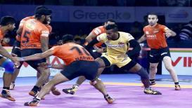 Pro Kabaddi 2019: यू मुंबाने दिली विजयी सलामी, तेलुगू टायटन्सचा पराभव