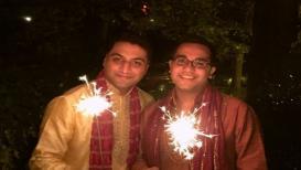 LGBTQ:  पराग-वैभवनं असं केलं लग्न, भारतीय 'गे' जोडप्याची थक्क करणारी कहाणी