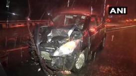 मुंबईत  तीन वाहनांची एकमेकांना धडक,15 जण जखमी, इतर महत्त्वाच्या 18 घडामोडी