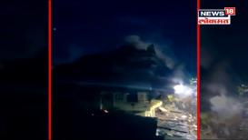 VIDEO: 5 सेकंदात पत्त्याच्या बंगल्यासारखी कोसळली 5 मजली इमारत