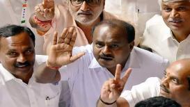 कर्नाटकातील हाय व्होल्टेज ड्रामा आज संपण्याची शक्यता, कुमारस्वामी सरकारची अग्निपरीक्षा
