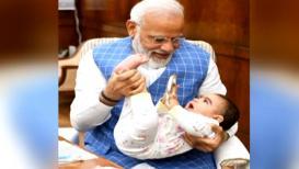 VIDEO : पंतप्रधान मोदींचा हा खास 'मित्र' आहे तरी कोण?