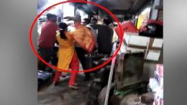 VIDEO : भाडोत्री-मालकामध्ये राडा, जमालेल्यांनीही लाथाबुक्क्या घालून हात केला साफ
