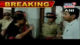 VIDEO: काँग्रेसच्या यशोमती ठाकूर यांचा हॉस्पिटलमध्ये राडा; पोलिसांवर भडकल्या