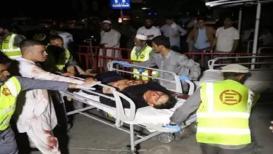 धक्कादायक! लग्नसोहळ्यात आत्मघाती बॉम्बस्फोट, 40 जणांचा जागीच मृत्यू