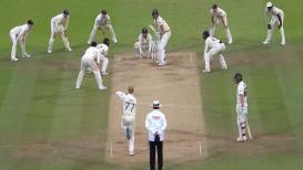 Ashes : दुसरी कसोटी अनिर्णित, गांगुलीनं इतर देशांना दिला 'हा' सल्ला