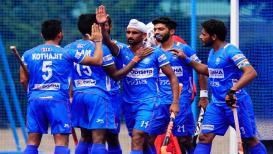 इंडिया का गेम! पुरुष हॉकी संघाने जिंकली ऑलिम्पिक टेस्ट टुर्नामेंट