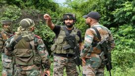 पाकिस्तानची मुजोरी; सीमेवरच्या गोळीबारात भारतीय जवान शहीद
