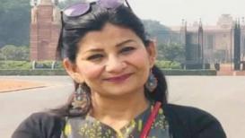 VIDEO : भारतीय नारी पाकिस्तान्यांवर भारी, तिरंग्याचा अपमान करणाऱ्यांना महिला पत्