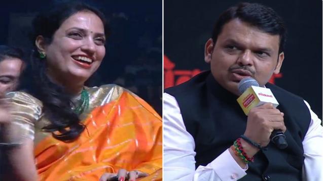 VIDEO : 'रश्मी वहिनींचे वडे, खिचडी आणि युतीची चर्चा', मुख्यमंत्र्यांनी सांगितला 'मातोश्री'वरचा किस्सा