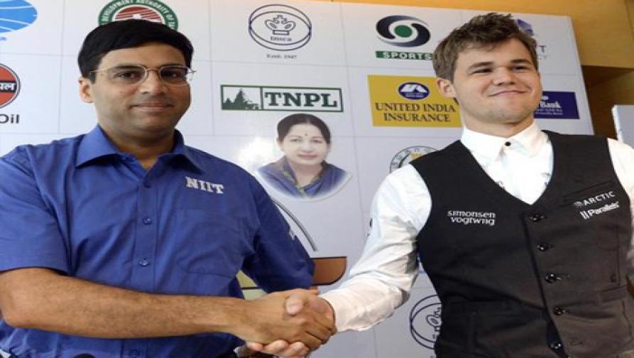 चेन्नईत वर्ल्ड चेस चॅम्पियनशिपला सुरुवात