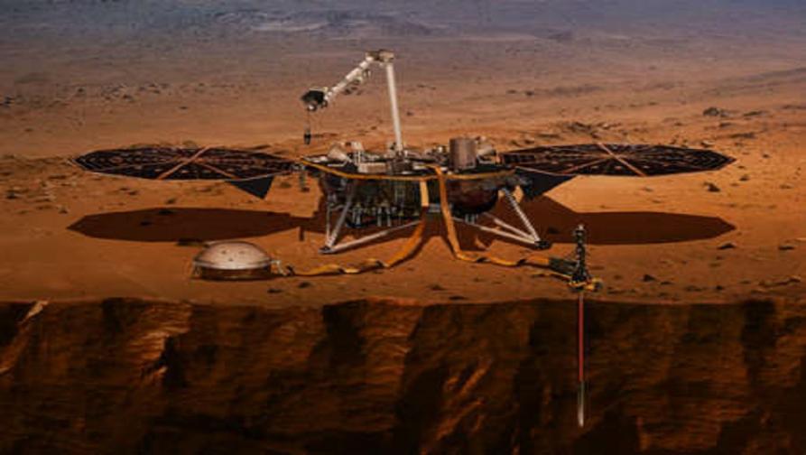 नासाचं इनसाइट यान मंगळावर, मानवाचाही प्रवास सोपा होणार?